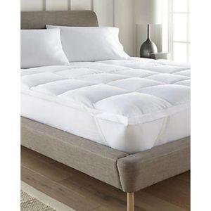 Luxury ultra plush mattress pad - full